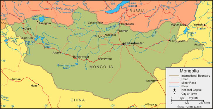 map-of-mongolia
