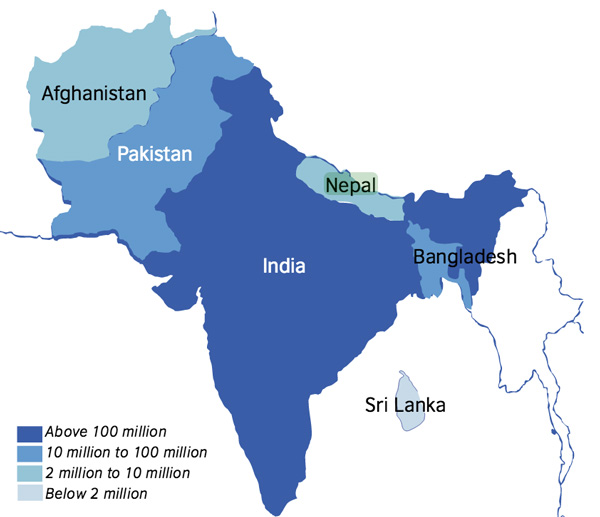tertiary-age-populations-in-south-asia-2010